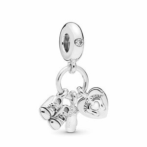 PANDORA My Little Baby Dangle Charm